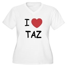 I heart taz T-Shirt