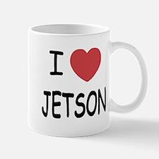 I heart jetson Mug
