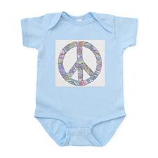 Peace! Infant Creeper