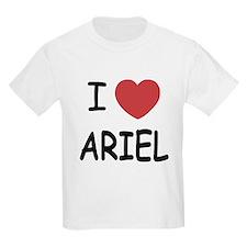 I heart ariel T-Shirt