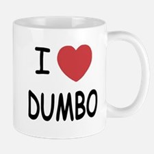 I heart dumbo Small Small Mug