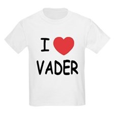 I heart vader T-Shirt