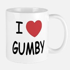 I heart gumby Mug