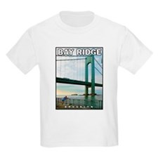 Bay Ridge Verrazano Kids T-Shirt