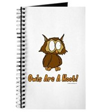 Owls Are A Hoot! Owl Journal