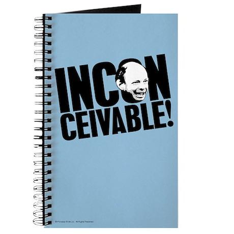 Inconceivable Princess Bride Journal