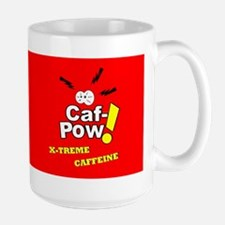 Caf-Pow Large Mug Mugs