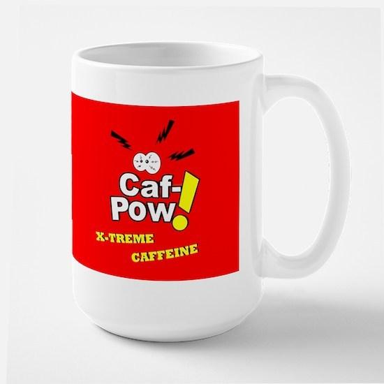 Caf-Pow Large Mug Mugs