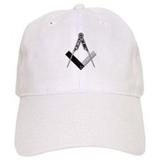 English Style Square and Compass Baseball Cap