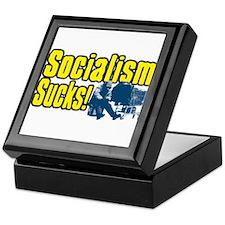 Socialism Sucks! Keepsake Box
