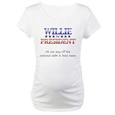 Willie For President Shirt