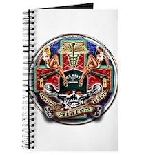 USN Navy Corpsman HM Skull Journal