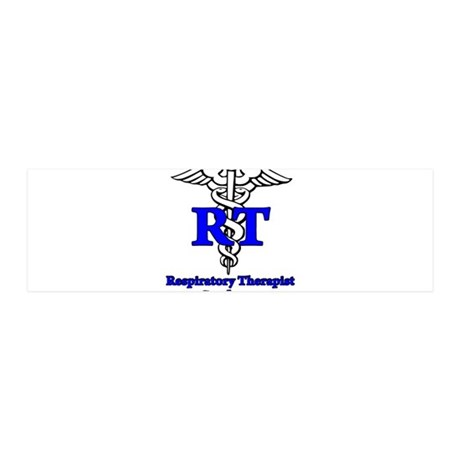 Respiratory Therapy Student 21x7 Wall Peel