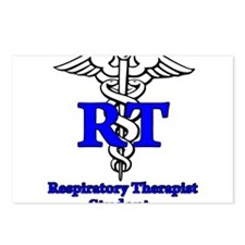 Respiratory Therapy Student Postcards (Package of