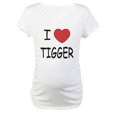 I heart tigger Shirt