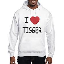 I heart tigger Hoodie