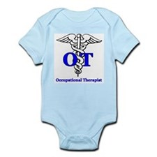 Cute Occupational therapy Infant Bodysuit