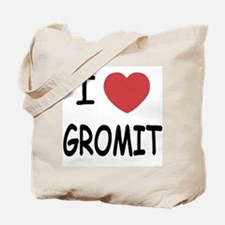 I heart gromit Tote Bag