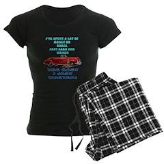 Booze,Cars and Women Pajamas