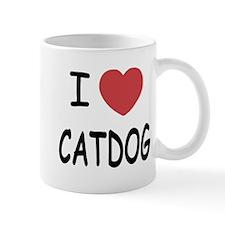 I heart catdog Mug