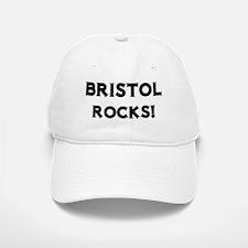 Bristol Rocks! Baseball Baseball Cap