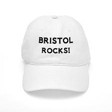 Bristol Rocks! Baseball Cap