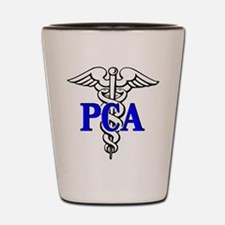 Personal Care Attendant Shot Glass
