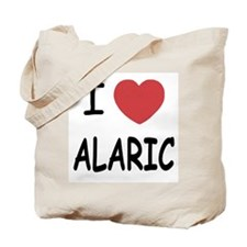 I heart alaric Tote Bag