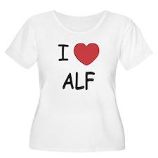 I heart alf T-Shirt