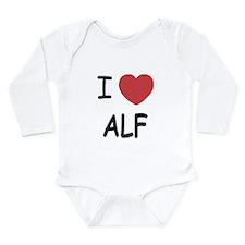 I heart alf Onesie Romper Suit