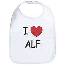 I heart alf Bib