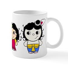 Lil' Krishna Friends Mug