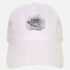Battleships and Battlecruiser Baseball Baseball Cap