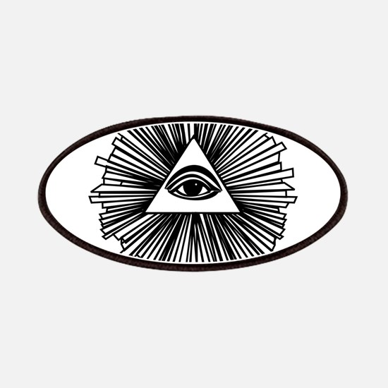 All seeing eye Patches