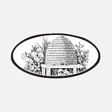 Masonic Beehive No. 2 Patches