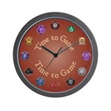 Gamer Wall Clocks