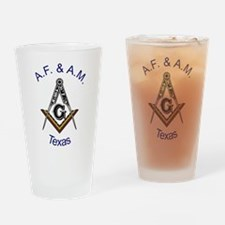 Texas S&C Drinking Glass