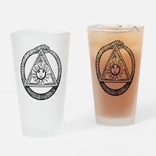 Scottish Rite Mason Pint Glass