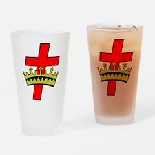 York Rite Pint Glass