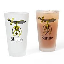 Shrine Drinking Glass
