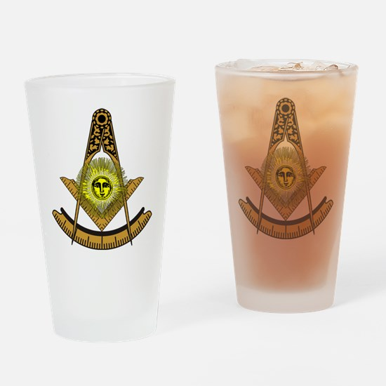Past Master Design 5 Pint Glass