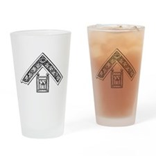 Past Master's Jewel Pint Glass