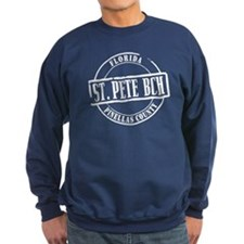 St Pete Bch Title Sweatshirt