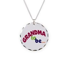 Grandma To Be Necklace