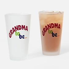 Grandma To Be Pint Glass