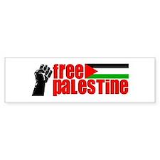 Free Palestine - Bumper Bumper Sticker
