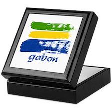 Gabon Keepsake Box