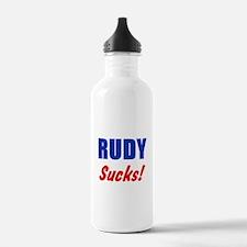 Rudy Sucks Water Bottle