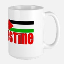 Free Palestine - Mug