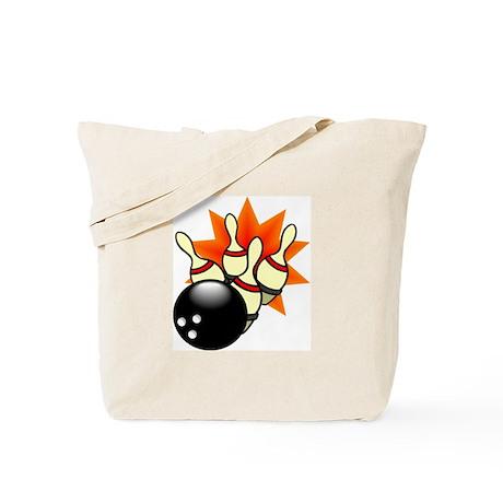 Strike! Tote Bag